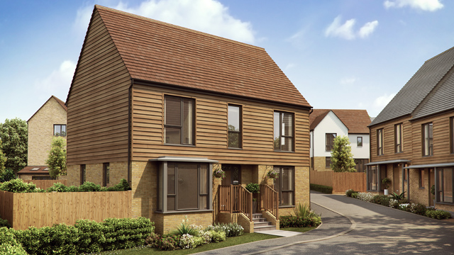 Cane Hill Coulsdon Barratt Developments Plc